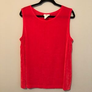 The Travel Collection Coral Traveler Tank